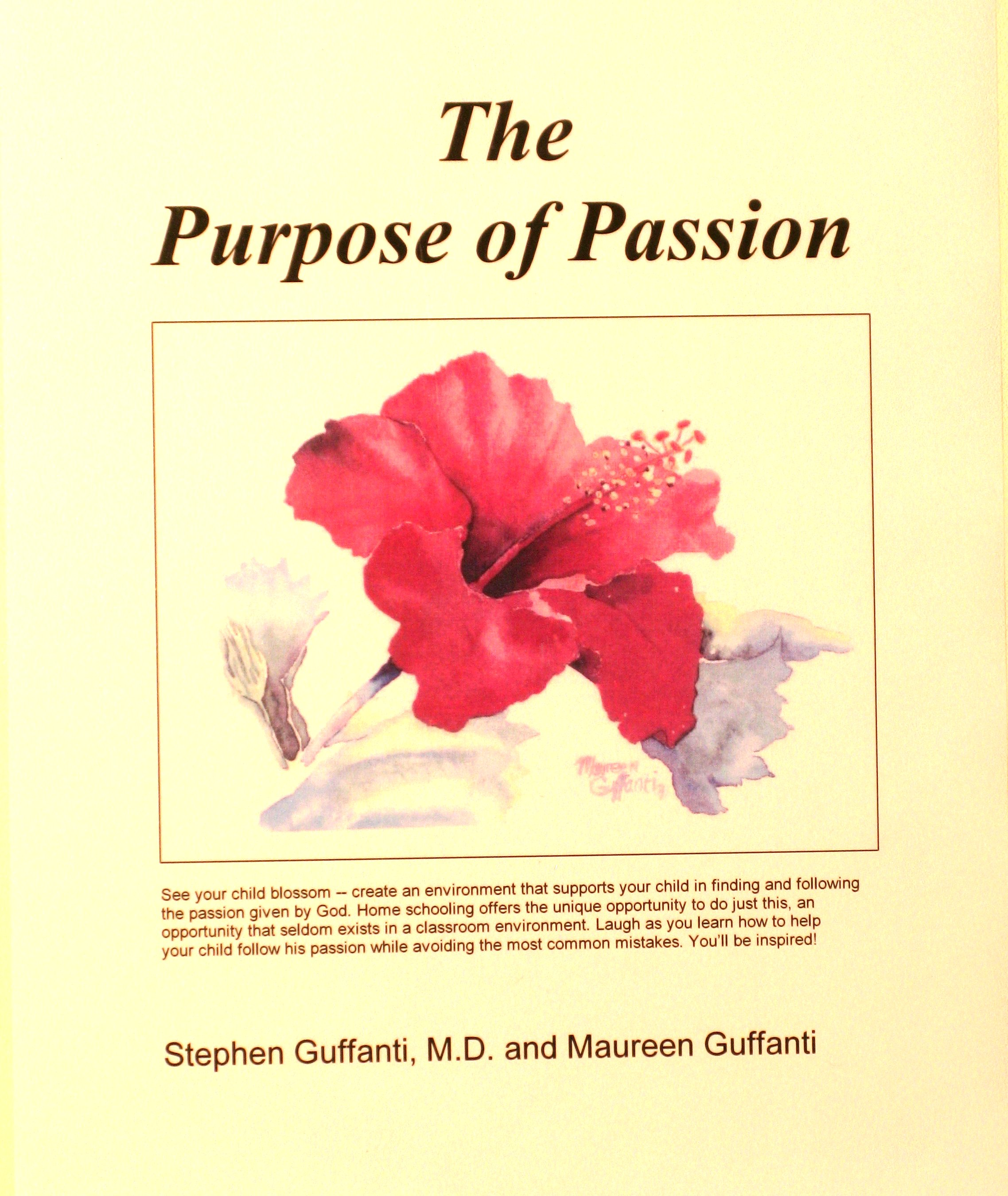 Purpose of Passion with CD