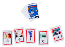Play & Read Cards - 1 deck
